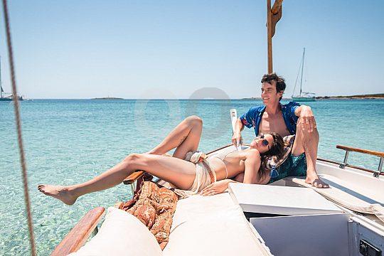 Renta de un barco en Formentera sin titulo