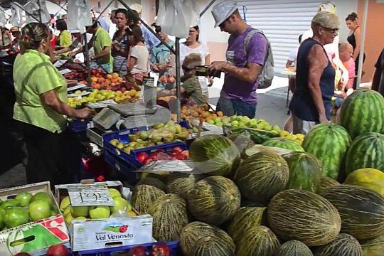 todos los miércoles al mercado en Andratx