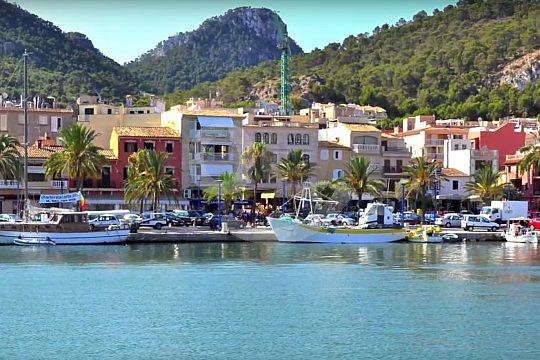 tour de medio día en Mallorca al mercado de Andratx