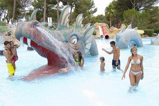 Mallorca Aqualand horario