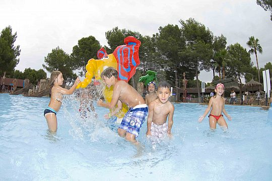 Aqualand Mallorca para niños