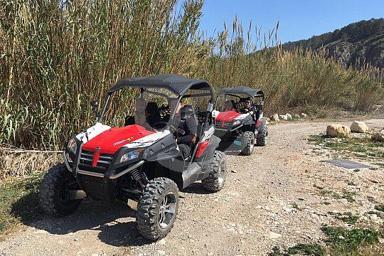 Offroad mit dem ATV