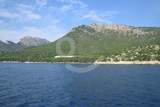 Excursion en barca Formentor a Pollensa