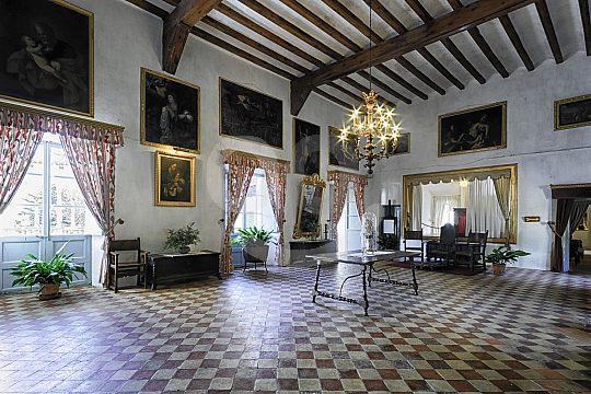 traditionelle Architektur