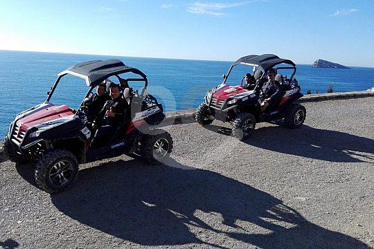 Ausflug mit dem Buggy an der Costa Blanca