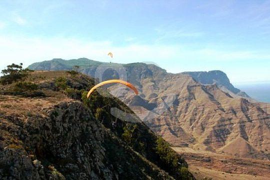 In Gran Canaria Paragliden gehen