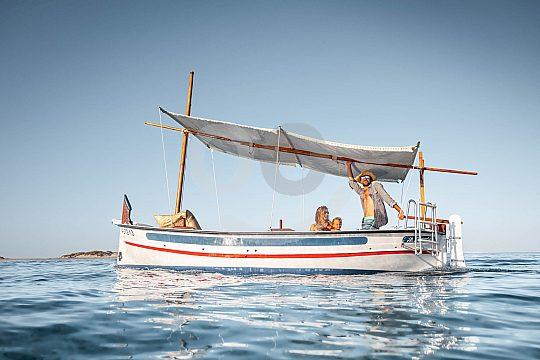 Alquiler de barcos en Formentera sin licencia