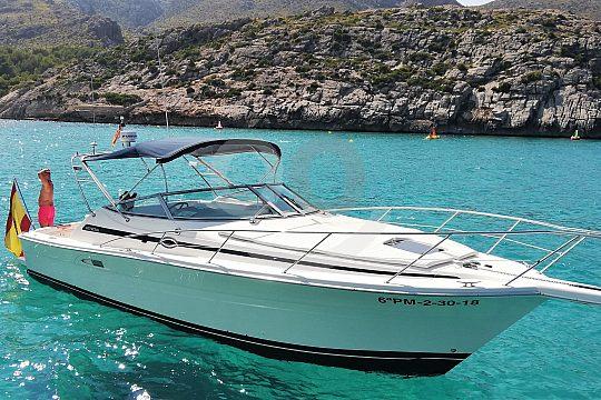 Relax Bootstour in der Bucht von Pollensa
