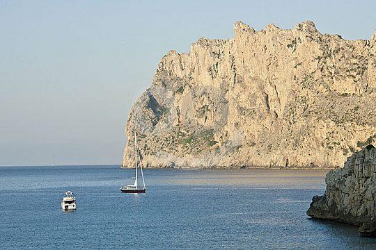 Acantilados del Cabo Formentor