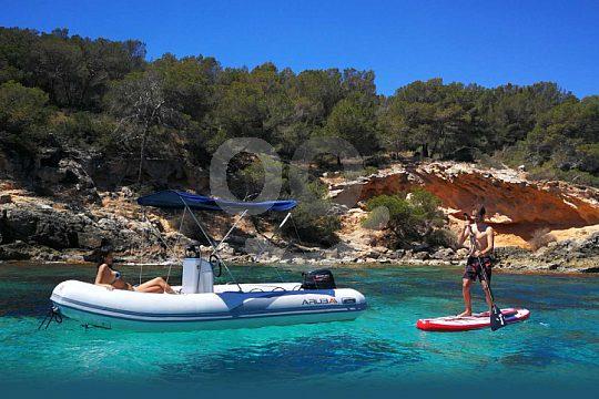 Boote mieten ohne Bootsführerschein