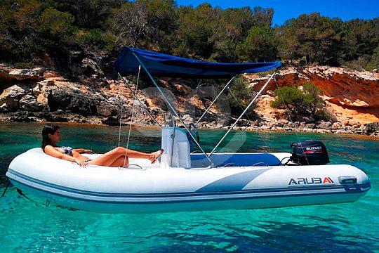 Bootstour im Südwesten Mallorcas ohne Führerschein