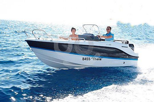 Bootsausflug im Süden von Mallorca