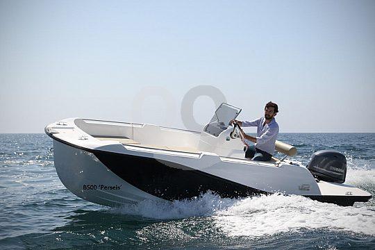 Can Pastilla Bootstour mit Motorboot