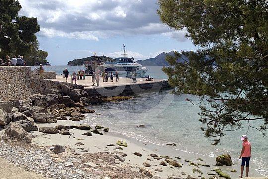 Formentor barco