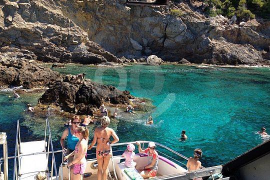 Mallorca Glasbodenboot-Ausflug