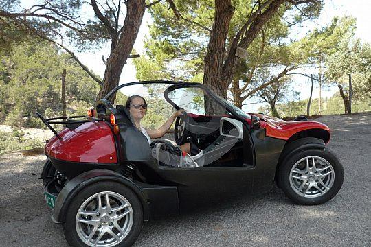 Buggy Tour von Paguera Mallorca