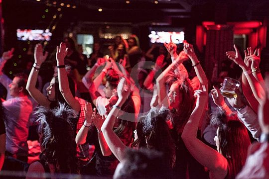 afterparty cabaret show Benalmádena