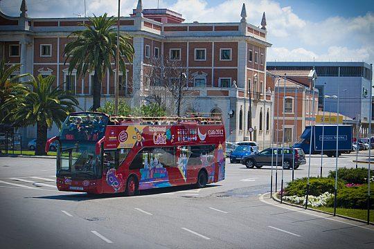 City Sightseeing in Cadiz
