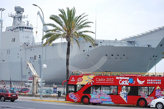 Cádiz Hafen