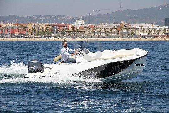 Boot Charter ohne Führerschein Can Pastilla