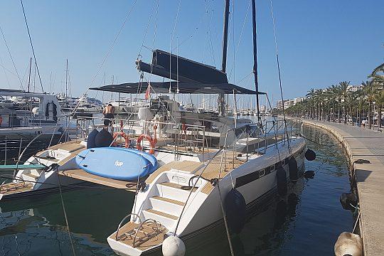 tour en catamarán en Palma de Mallorca