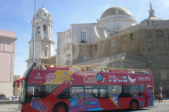 Cádiz Hop on Hop off Bus