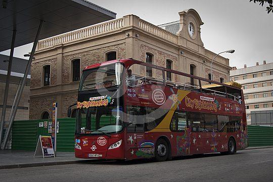 Stadtrundfahrt Málaga