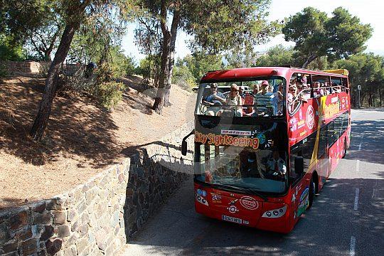 Málaga Bus Tour