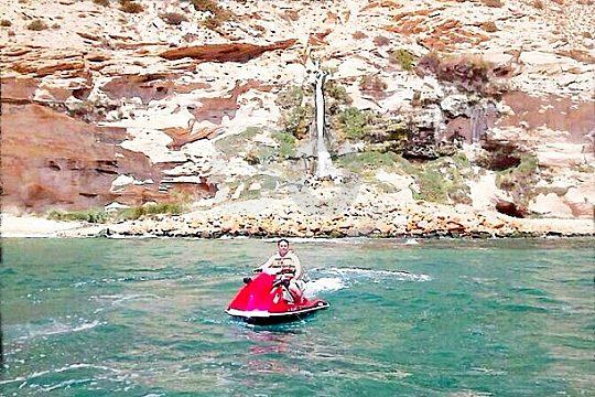 Costa Blanca per Jet Ski erkunden