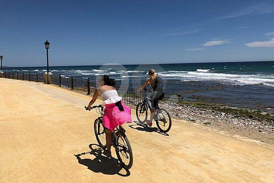 Guía de bicicletas en Málaga