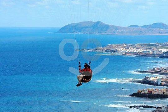 Paragliding in Gran Canaria