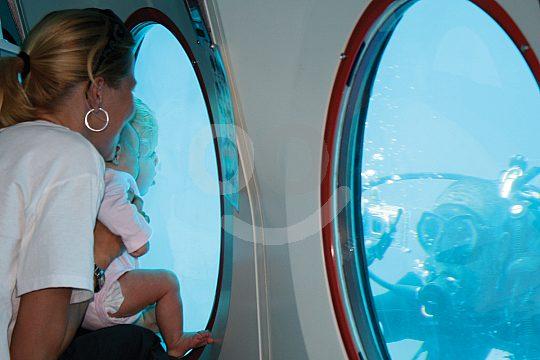 excursión submarina mallorca
