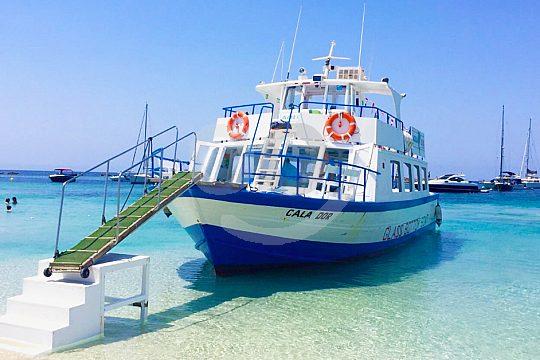 barco Aquabus Ferry Ibiza