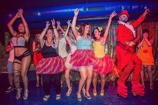 cabaret en Málaga y Benalmádena