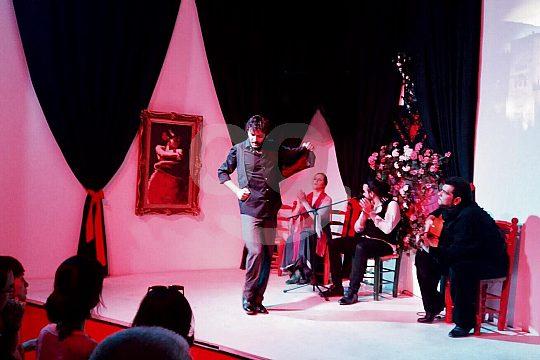 ver el original flamenco de Granada