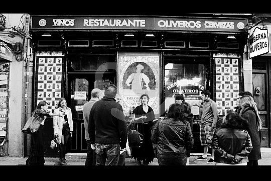 Tablao en Madrid