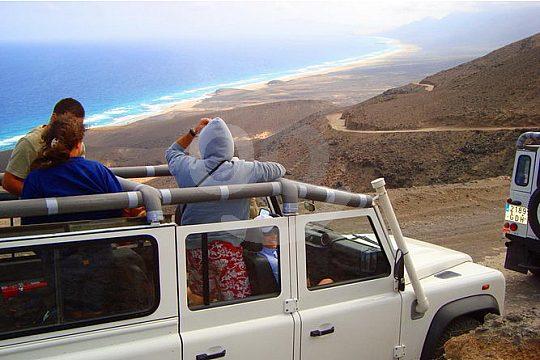 Jeep Safari Cofete En El Sur De Fuerteventura Sunbonoo Com