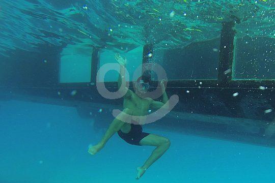 ventanas abajo el agua