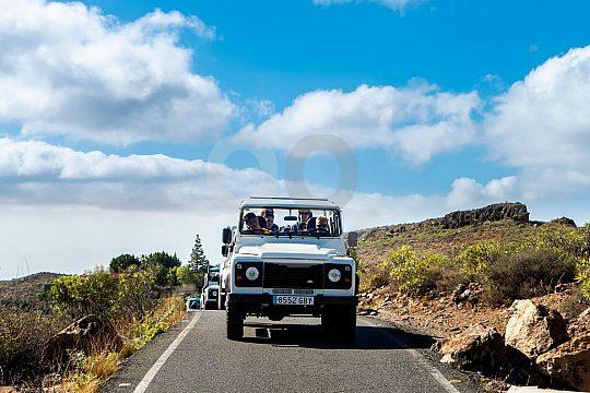 Excursión en jeep en el centro de la isla
