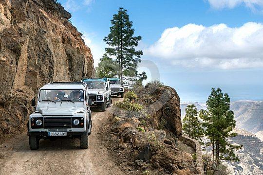 Offroad Jeep Safari Gran Canaria