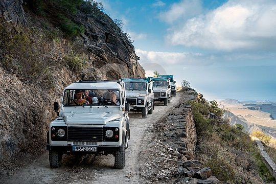Safari en Jeep 4x4 en Gran Canaria