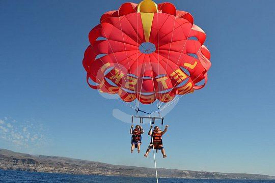 Gran Canaria Parasailing 2 Personen am Fallschirm