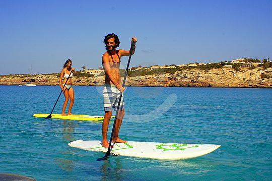 SUP Conducir por Formentera