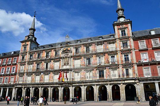 puntos de interés en Madrid con guía