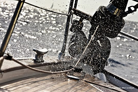 Mallorca salida en velero