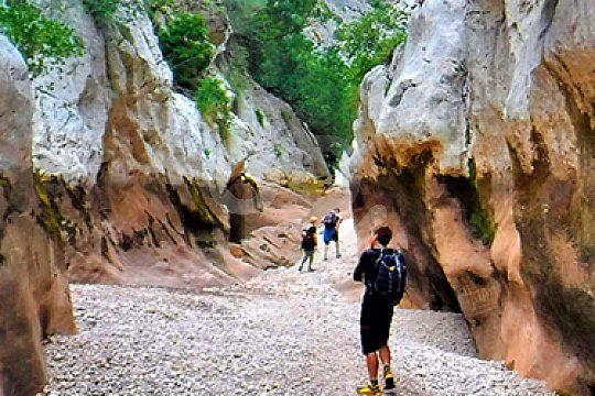 Torrent de Pareis Wanderung Mallorca