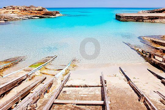 Bootstour zur Playa Ses Illetes
