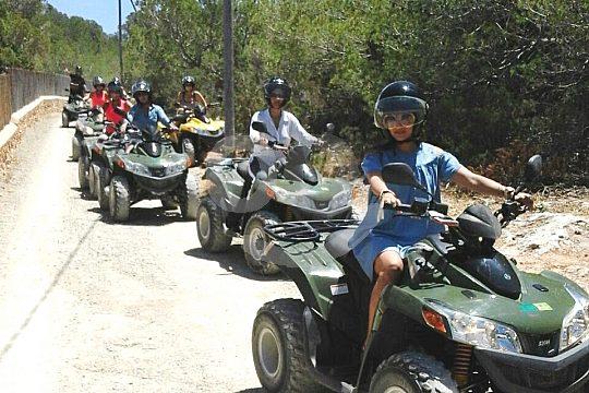 Ibiza ruta en quad