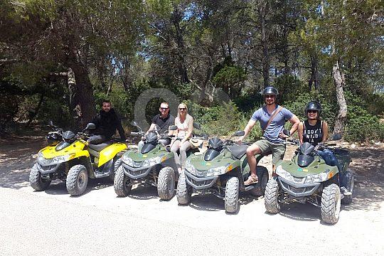 Quads Ibiza