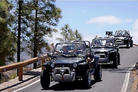 Combinacion Oferta Especial Gran Canaria Buggy Tour Jeep Safari Sunbonoo Com